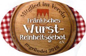Fränkisches Wurst-Reinheitsgebot
