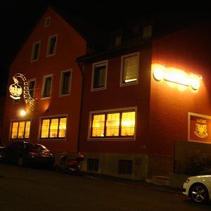 Hotel und Restaurant Goldener Adler in Höchberg
